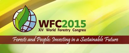 WFC 2015 - XIV World Forestry Congress
